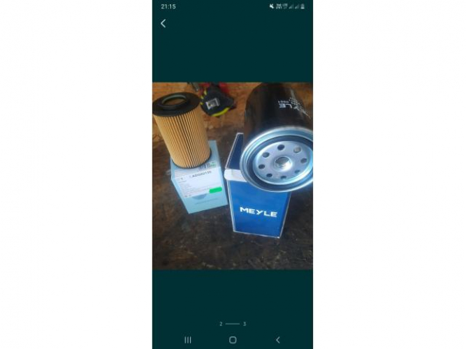 Grajewo ogłoszenia: Sprzedam nowy filtr paliwa i oleju do kia sportage 2.0 /disel/ crdi...