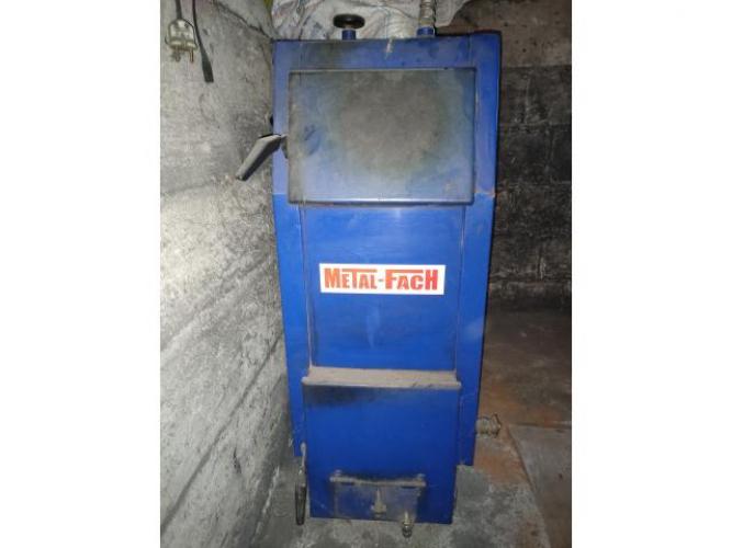 Grajewo ogłoszenia: Sprzedam używany piec METAL FACH, moc 25 KW,