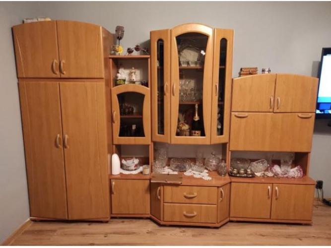 Grajewo ogłoszenia: Komplet mebli pokojowych-salon Witam, na sprzedaż zadbane meble...