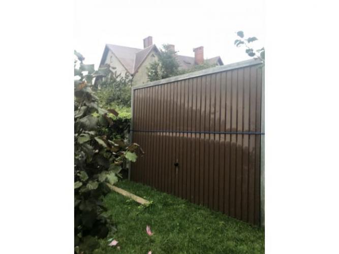 Grajewo ogłoszenia: Brama garażowa  2,85x 2,07