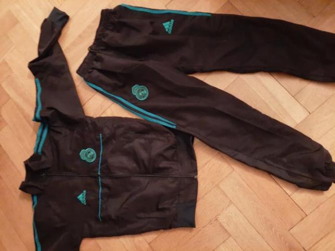 Grajewo ogłoszenia: Sprzedam dres dla chłopca w wieku 10-12 lat. Komplet spodnie+bluza...