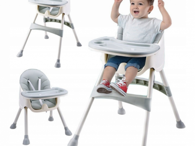 Grajewo ogłoszenia: Sprzedam krzesełko do karmienia dziecka.