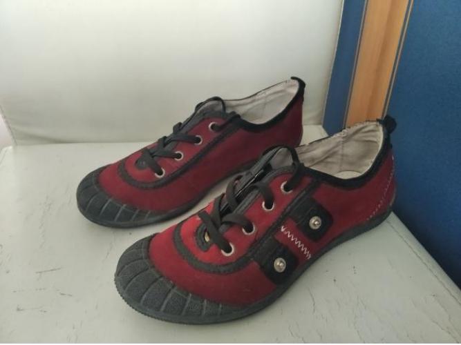 Grajewo ogłoszenia: Sprzedam obuwie sportowe w bardzo dobrym stanie,rozmiar35