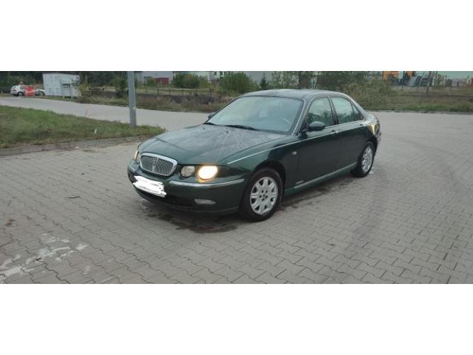 Grajewo ogłoszenia: Sprzedam Rover 75 2001r 2,0 cdt 115km.Auto do jazdy, zrobione...