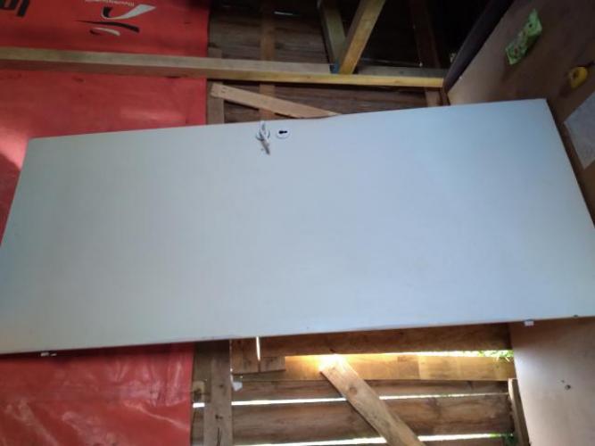 Grajewo ogłoszenia: Sprzedam drzwi biale 80 cm lewe