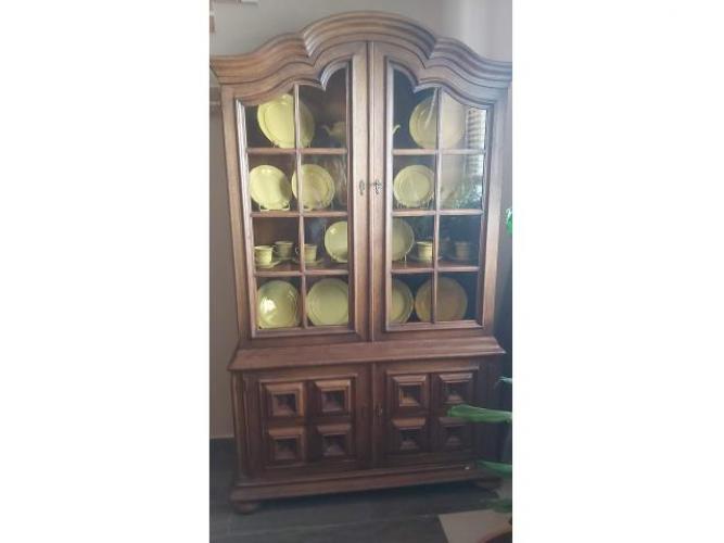 Grajewo ogłoszenia: Sprzedam witrynę drewnianą, tel.509828750, Łomża
