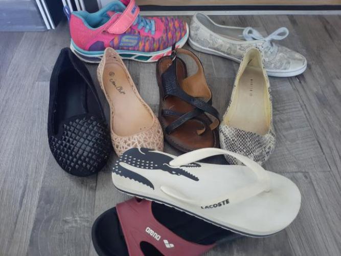 Grajewo ogłoszenia: Buty różne rozmiar 36-37