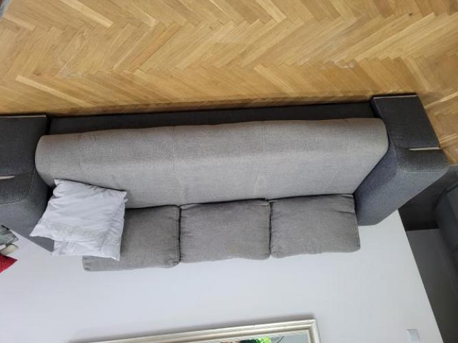 Grajewo ogłoszenia: Sprzedam sofę szerokość 255cm głębokość 95cm powierzchnia...