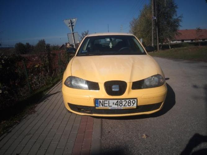 Grajewo ogłoszenia: Sprzedam Seat Ibiza 1.2 benzyna 2003. Auto w ciągłej...