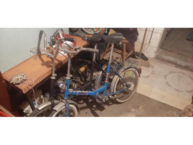 Grajewo ogłoszenia: Sprzedam dwa rowery ( składaki) Rowery jeżdżące w stanie...