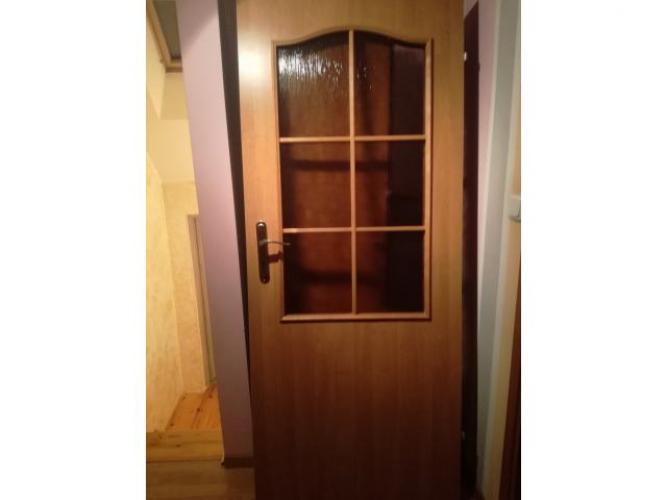 Grajewo ogłoszenia: Sprzedam drzwi  uzywane przeszklone w zestawie...