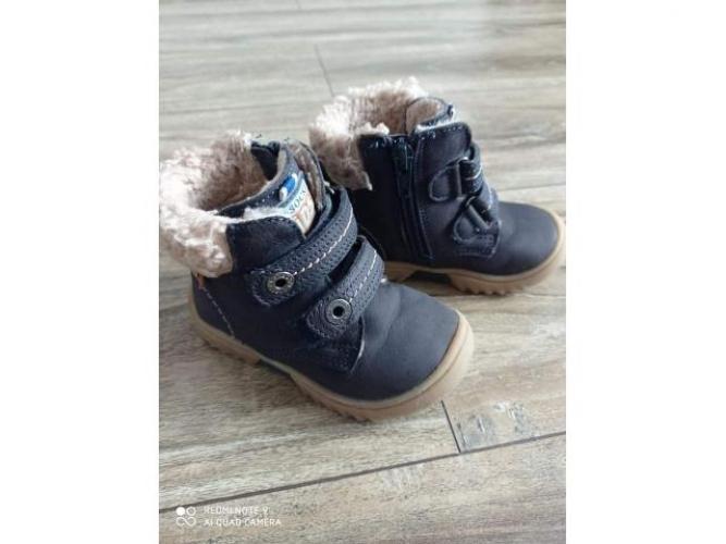 Grajewo ogłoszenia: Witam! Sprzedam buciki w rozmiarze 21 dla chłopca! Buty w bardzo...