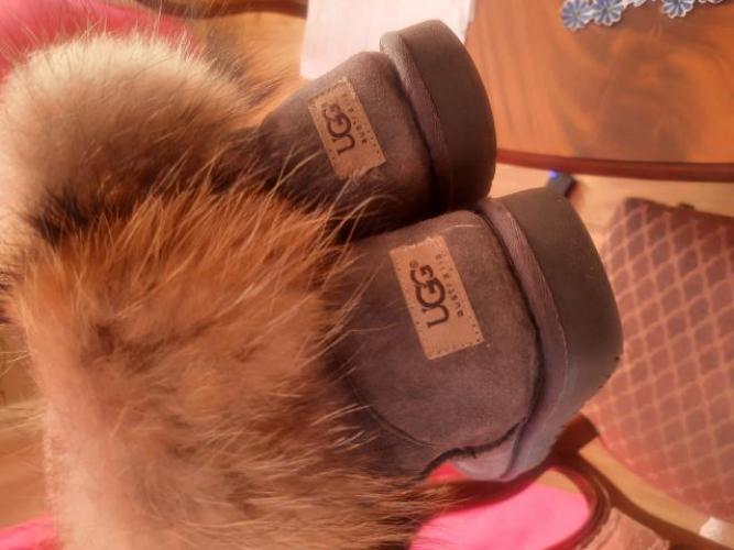 Grajewo ogłoszenia: Sprzedam damskie buty emu eskimoski śniegowce roz 40 firma ugg...