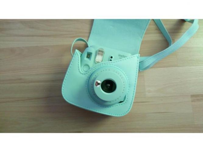 Grajewo ogłoszenia: Sprzedam Instax'a mini 9 ice blue bundle w stanie idealnym. Cena do...