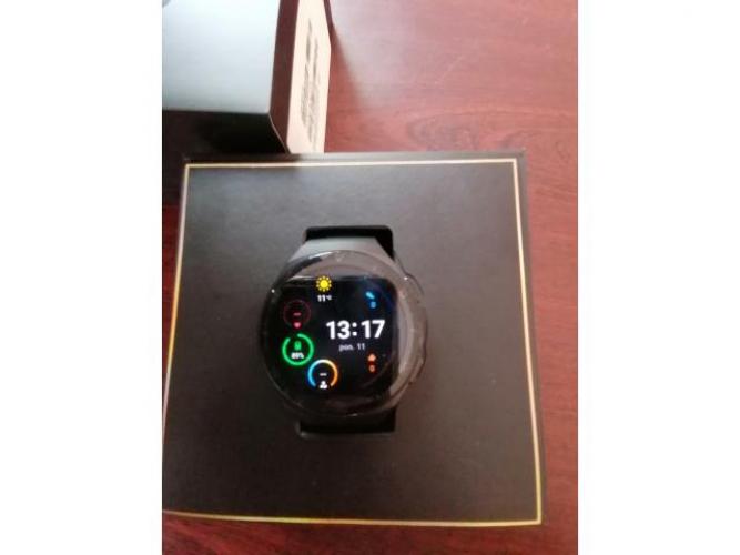 Grajewo ogłoszenia: Mam na sprzedanie prawie nowego Smartwatch HUAWEI WATCH GT 2E...