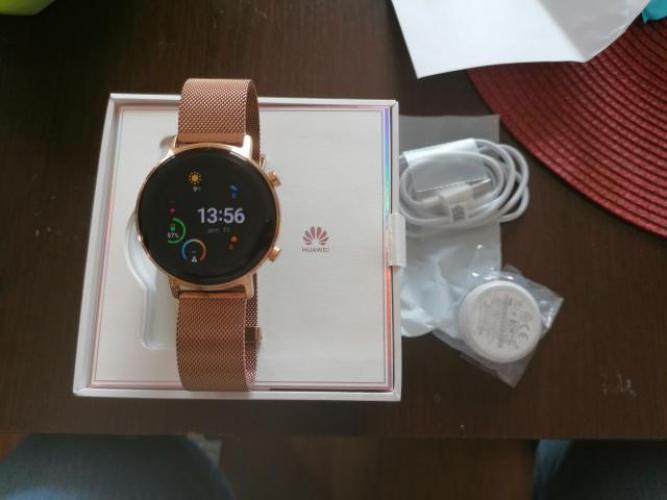 Grajewo ogłoszenia: Mam na sprzedanie nowego smartwatch Huawei Watch GT2 Elegant 42mm...
