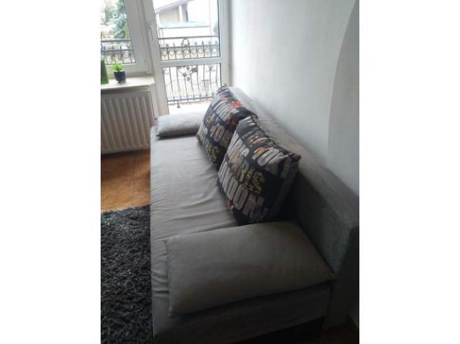 Grajewo ogłoszenia: sprzedam kanape rozkładaną mało używaną