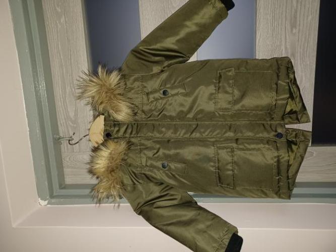 Grajewo ogłoszenia: Sprzedam kurteczkę dla chłopczyka rozmiar 92 stan bardzo dobry