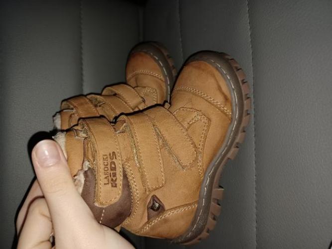Grajewo ogłoszenia: Sprzedam buty zimowe rozmiar 21