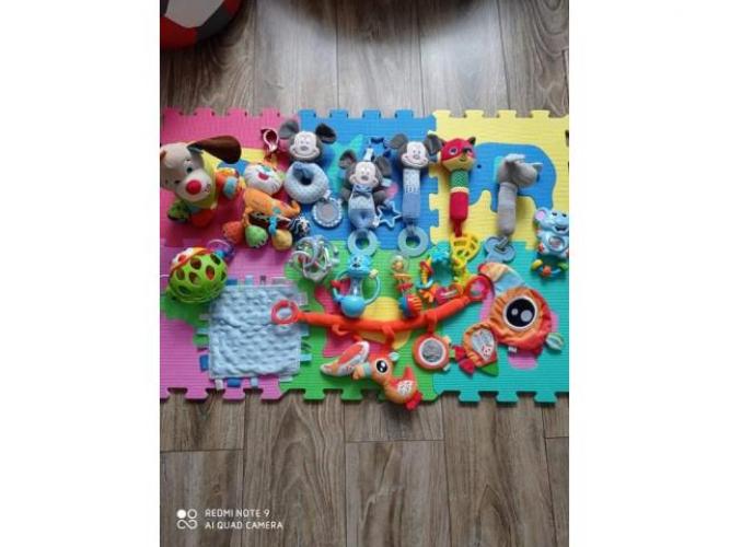 Grajewo ogłoszenia: Witam! Sprzedam zabawki widoczne na zdjęciu!