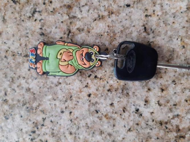 Grajewo ogłoszenia: Znaleziono kluczyk do forda