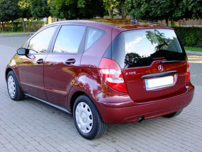 Grajewo ogłoszenia: Sprzedam zadbanego Mercedesa A-klase rok 2006 silnik 1,7 benzyna...