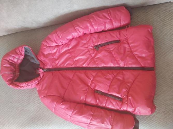 Grajewo ogłoszenia: sprzedam kurtkę ,stan bd rozmiar 128,7-8 lat