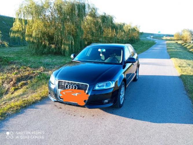 Grajewo ogłoszenia: Sprzedam Audi a3 1.4 TSI stan bardzo dobry 2009r benzyna