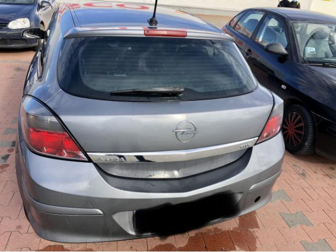 Grajewo ogłoszenia: Opel Astra GTC 2006r. 1.3 CDTI 90 km  Przebieg: 189 198 km  OC:...