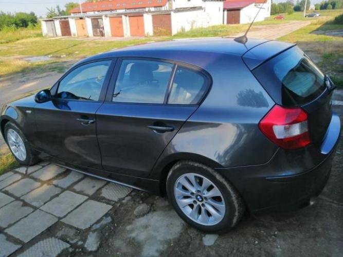 Grajewo ogłoszenia: Witam! ogloszenie pilne Mam do sprzedania BMW seria 1 z 2006 roku...