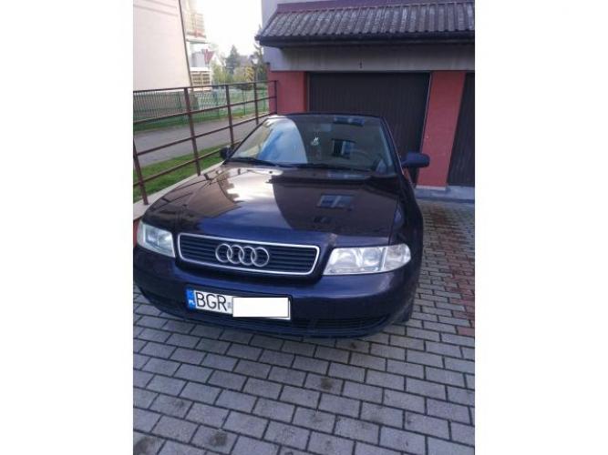 Grajewo ogłoszenia: Sprzedam Audi A4 B5 z 1998r. Silnik 1.9 TDI 110 koni. Wiecej info...