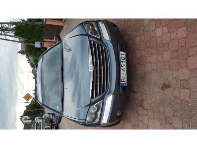 Grajewo ogłoszenia: Sprzedam chrysler pacifica 2005r 3.5 4x4 AWD GAZ - spalanie 16 LPG...