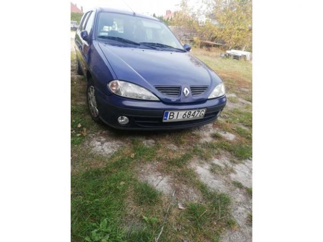 Grajewo ogłoszenia: Sprzedam Renault Megane 1.4 16v 2002 r combi autko w dobrym stanie...