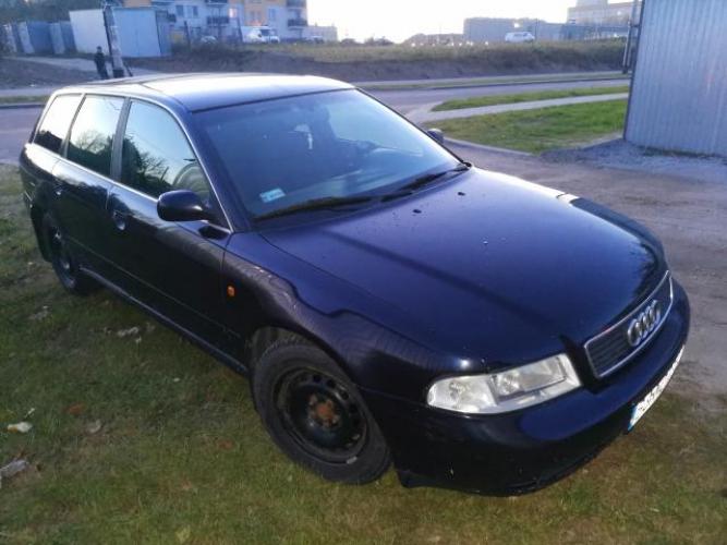 Grajewo ogłoszenia: Witam, sprzedam Audi A4 B5 Avant z 1998r z bdb silnikiem 1.9 TDI o...