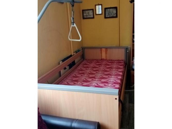 Grajewo ogłoszenia: Sprzedam łóżko rehabilitacyjne elektryczne regulowane z pilota...