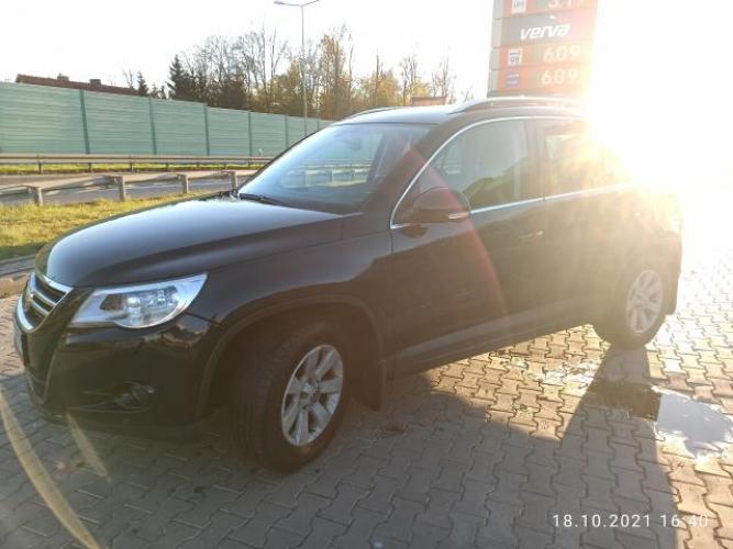 Grajewo ogłoszenia: VW Tiguan 1.4 148 KM, bardzo ekonomiczny, idelany do miasta jak...
