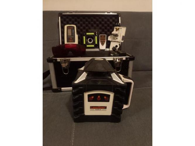 Grajewo ogłoszenia: Sprzedam niwelator laserliner quadrum 310s prawie nie używany...