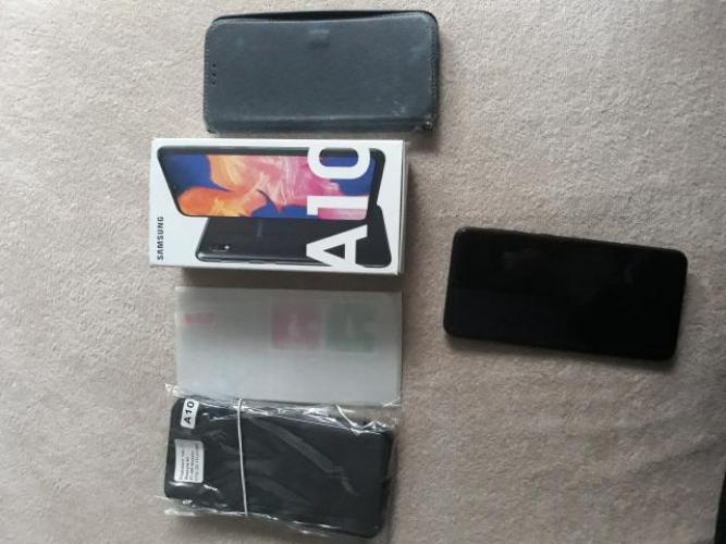 Grajewo ogłoszenia: Witam, sprzedam sprawny telefon komórkowy  SAMSUNG Galaxy a10  W...