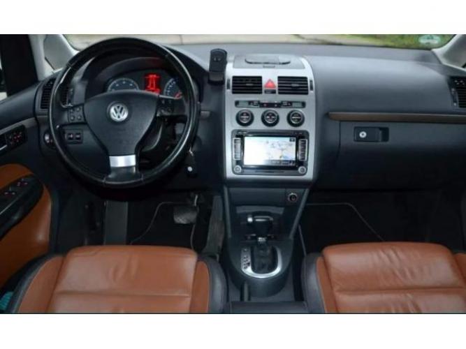 Grajewo ogłoszenia: Witam sprzedam volkswagen Touran cross 1.4 benzyna 170km automacik...