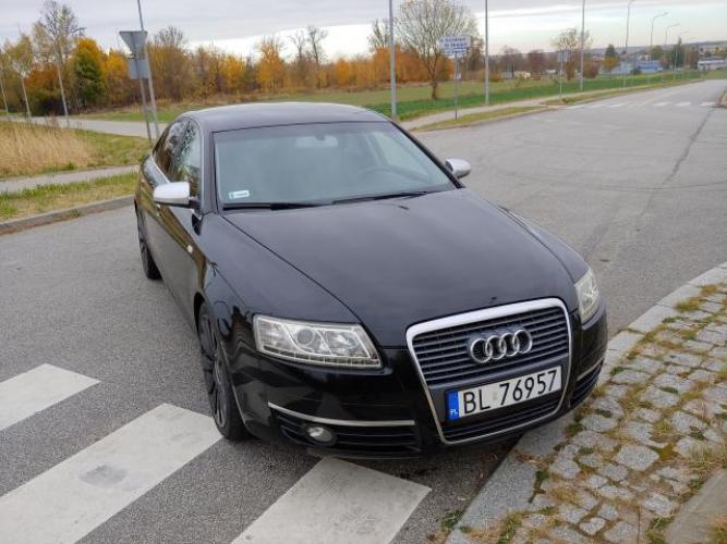 Grajewo ogłoszenia: Audi A6 C6 z bardzo dobrą jednostką 2.4 V6 (177 KM) z...