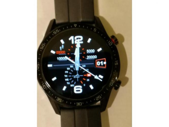 Grajewo ogłoszenia: Sprzedam smartwatch GT L13. gwarancja. szkło ochronne,pasek...