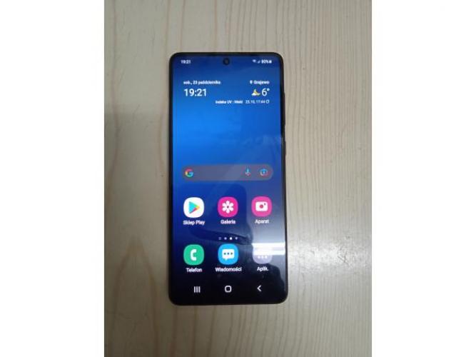 Grajewo ogłoszenia: Sprzedam Samsung Galaxy A 71 6GB/128