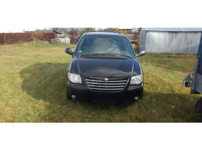 Grajewo ogłoszenia: Sprzedam samochód Chrysler Grand Voyager Pierwsza rejestracja...