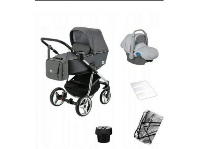 Grajewo ogłoszenia: Sprzedam wózek po jednym dziecku firmy Adamex z serii Reggio...