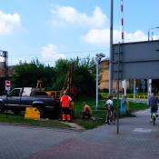 Zdjęcie dnia: Rail Baltica  przygotowania...