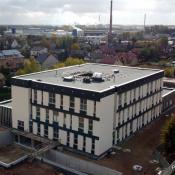 Zdjęcie dnia: Trwa budowa nowej siedziby...